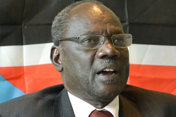 South Sudan Government Spokesman and Information minister Michael Makuei. FILE | NATION MEDIA GROUP