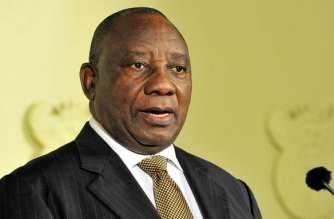 File: South African President Cyril Ramaphosa on Tuesday strongly punted the idea of creating a single homogeneous currency for African countries in a bid to attract infrastructure investment and enable ease of intra-African trade.