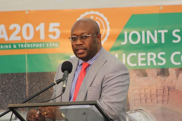 Minister of Mines Winston Chitando