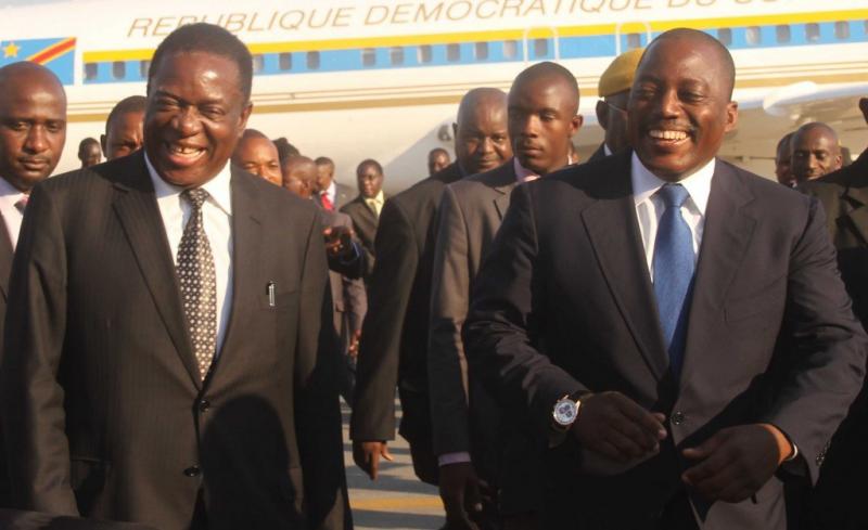 Zimbabwe: Mnangagwa Demands U.S.$1 Billion War Compensation From DR Congo