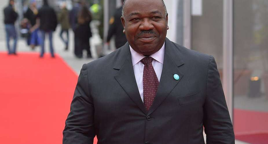 Gabonese President, Ali Bongo Ondimba, wants to be president for life. Thorston Wagner/EPA