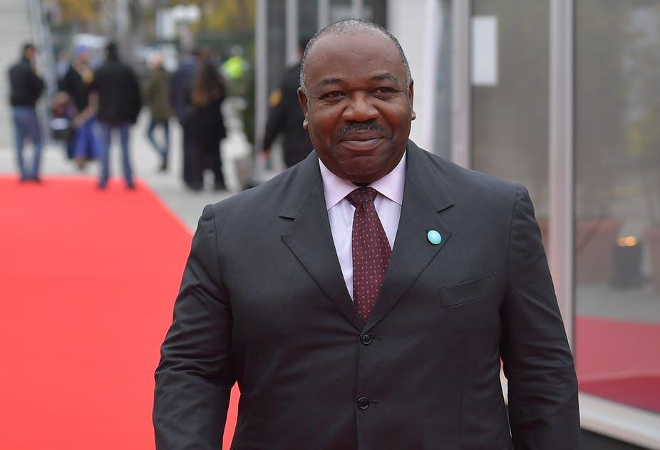 Gabonese President, Ali Bongo Ondimba, wants to be president for life. Thorston Wagner/EPA