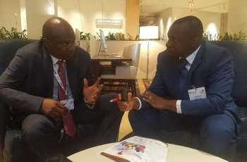 API's Moussa Toure talks Investment in Mali with PAV's Ajong Mbapndah L
