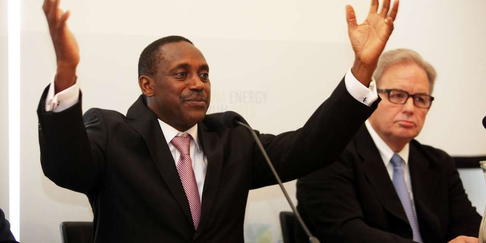 The National Grand Coalition, led by Kandeh Yumkella (pictured), is one of the new parties challenging in the upcoming Sierra Leone elections. Credit: UNIDO/ Gerhard Fally.