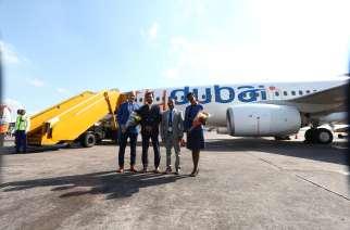 flydubai marks Africa expansion with Kinshasa inaugural