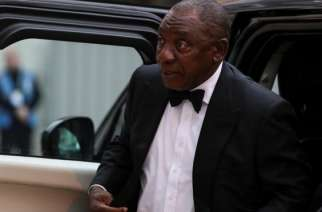 Cyril Ramaphosa has been attending the Commonwealth Heads of Government Meeting in London