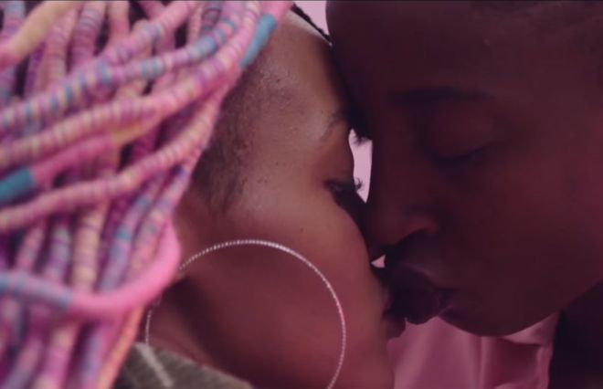 Kenya Film Classification Board says anyone in possession of the film, Rafiki, would be found in breach of Kenya's law
