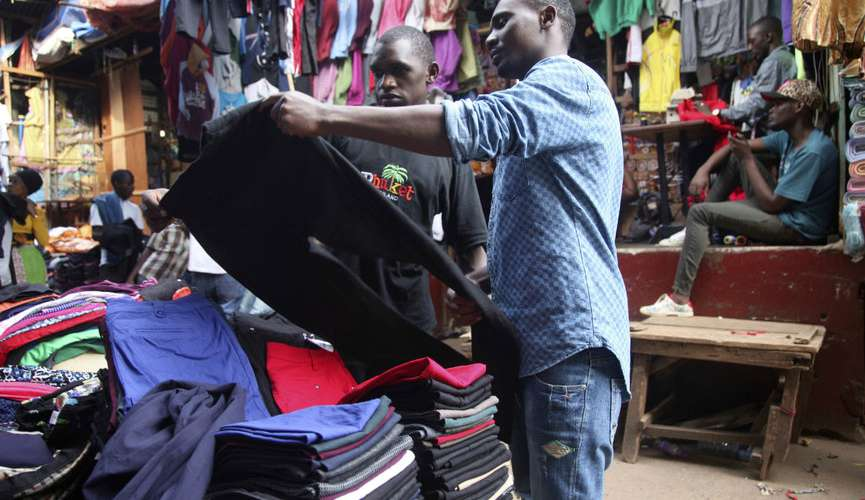 Thread war: Rwanda takes a stand against cheap, secondhand clothes from the US