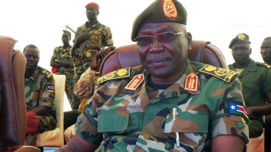 Gen Paul Malong.