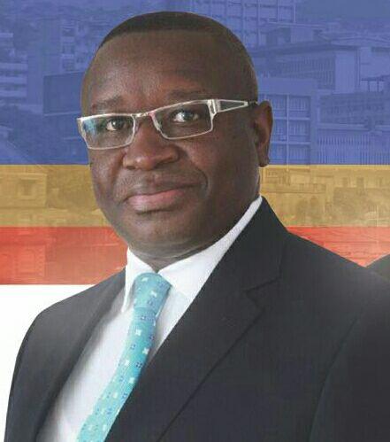 President Retired Brigadier Julius Maada Bio