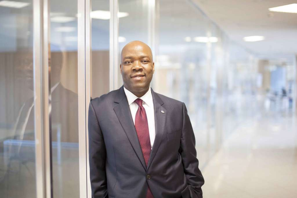 Patrick Akinwuntan, Ecobank's Group Executive, Consumer Banking