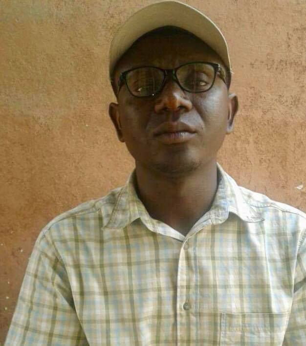 Abdoukarim Jammeh is demanding justice from the government