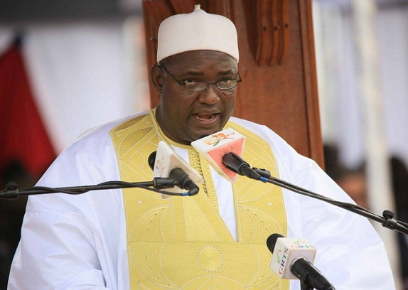Gambia's President Adama Barrow , more youths and women are participating in politics since he got to office.