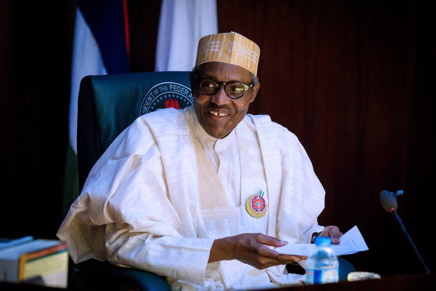 President Muhammadu Buhari PHOTO: BAYO OMOBORIOWO