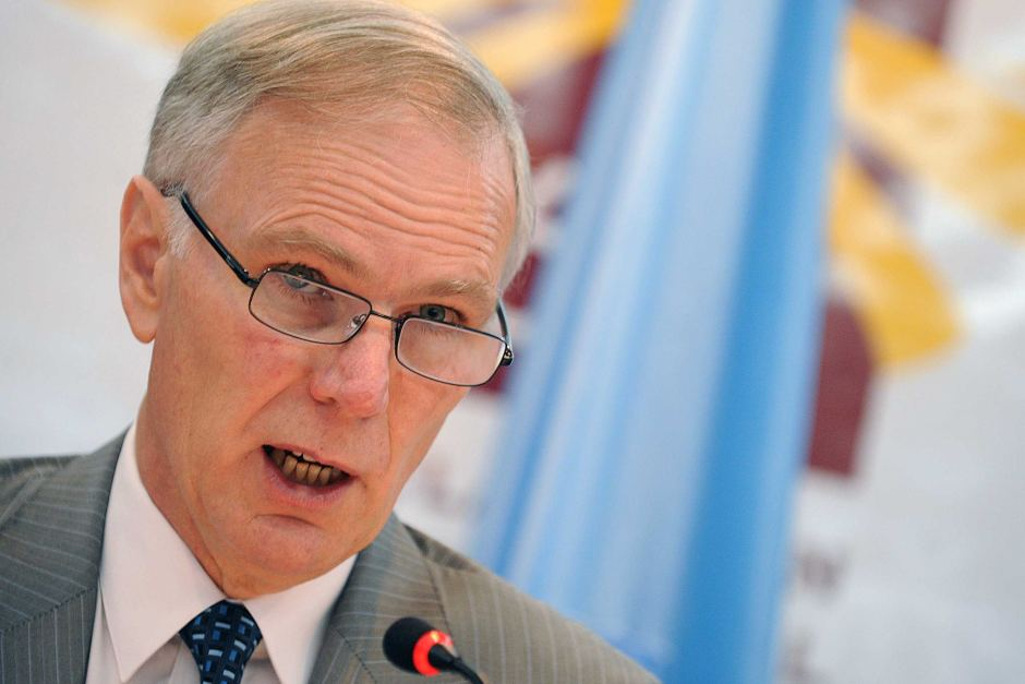 UN Special Rapporteur on extreme poverty and human rights, Philip Alston
