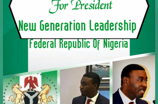 "I want to leave a legacy and a foundation for the rise of the ""New Nigeria""-2019 Presidential Hopeful Sam Okey Mbonu"