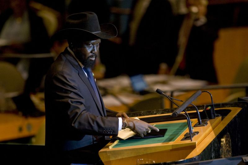 South Sudan Leader Rejects Calls to Resign as Part of Peace Deal