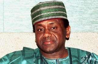 Late President Sani Abacha