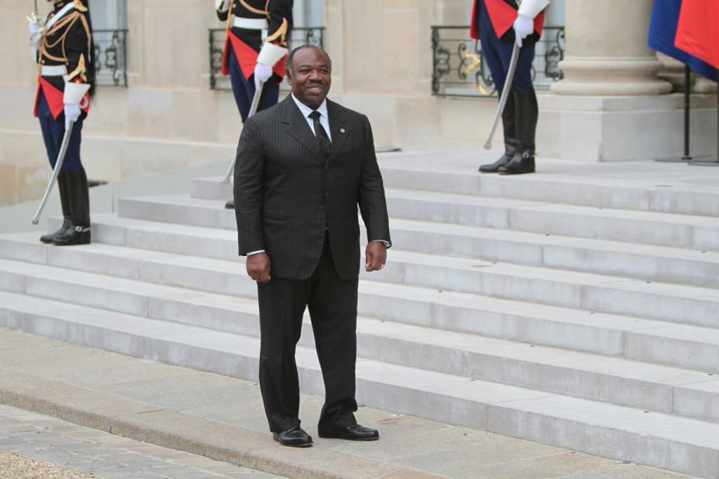 Ali Bongo took over from his father Omar, who came to power in Gabon in 1967.