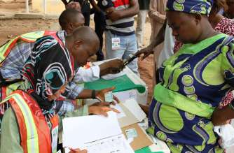 Voting in Nigeria's previous elections. Credit: US Embassy Nigeria/Idika Onyukwu.