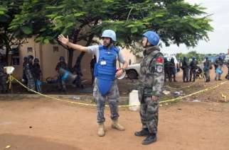 More than 12,000 UN peacekeeping mission troops have been in South Sudan since it gained independence