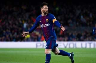 It remains to be seen whether star names such as Lionel Messi will start the 16 May fixture, with the World Cup in Russia looming