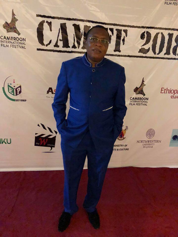 Executive Producer Alex Mbeaoh at CAMIFF 2018