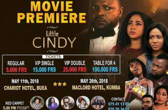 Cameroon:Little Cindy Set For Buea Premiere