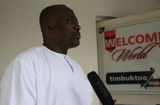 Mr. Afam Ezekude, DG NCC