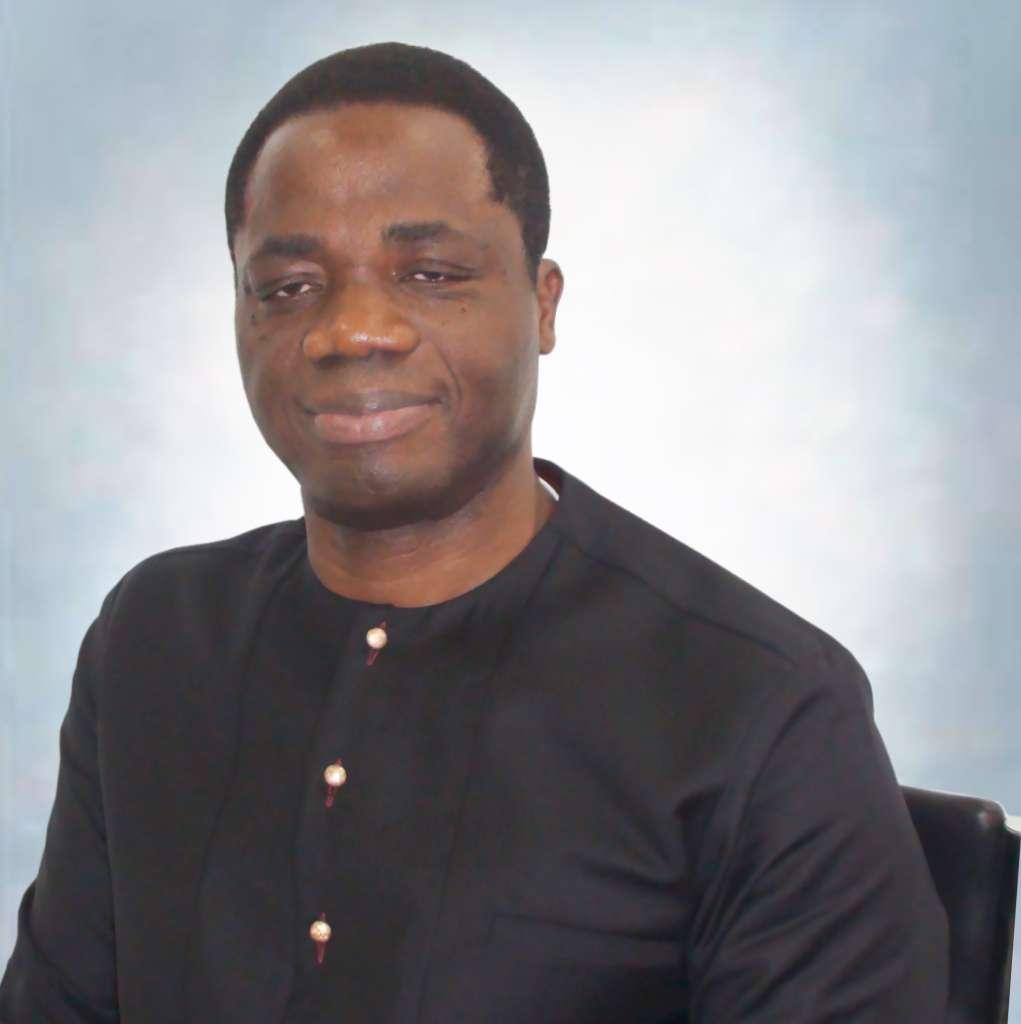 Austine Ometoruwa, Group Executive Director, Corporate Finance and Treasury