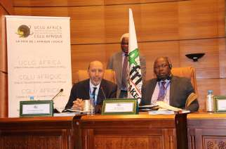 Official Launch of the Preparations for the Africities 2018 Summit