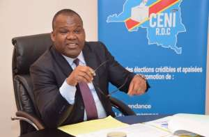Corneille Nangaa is President of the Independent National Electoral Commission of the D.R.Congo