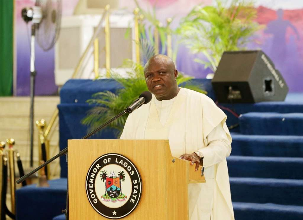 Ambode launch of the C40 Climate Action Planning Africa Programme