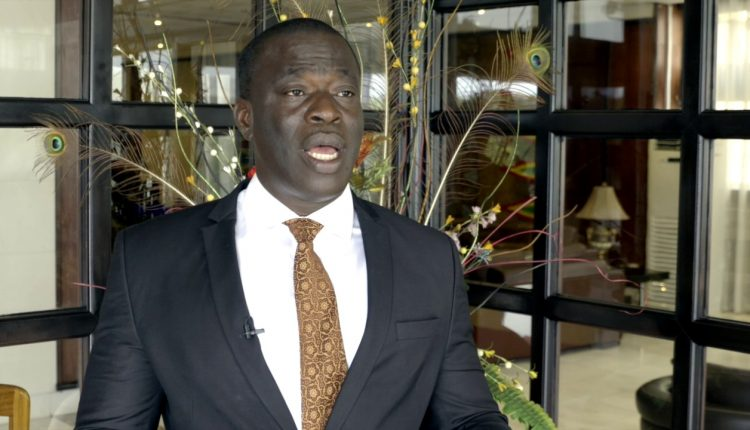 Minister of Employment and Labour Relations, Ignatius Baffour-Awuah
