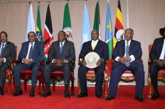 IGAD to present compromise position on peace, after warring parties reach deadlock