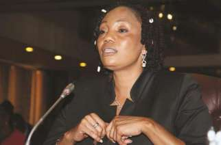 Justice Chigumba , ZEC Chairperson
