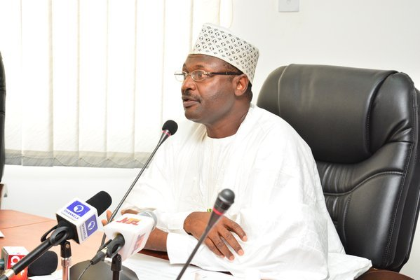 Prof Mahmood Yakubu, INEC Chairman