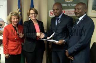 France supports Namibia's advance to  green economy
