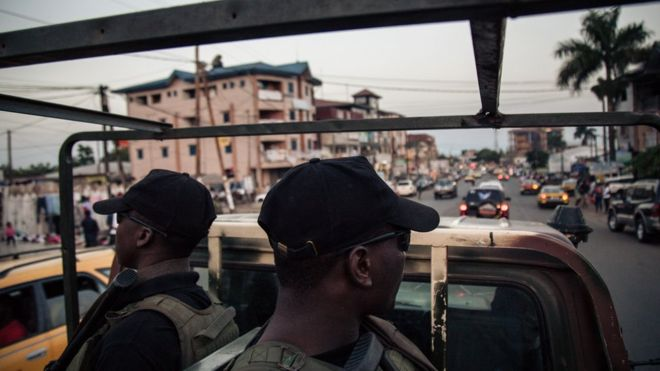 Security forces are battling to contain the conflict