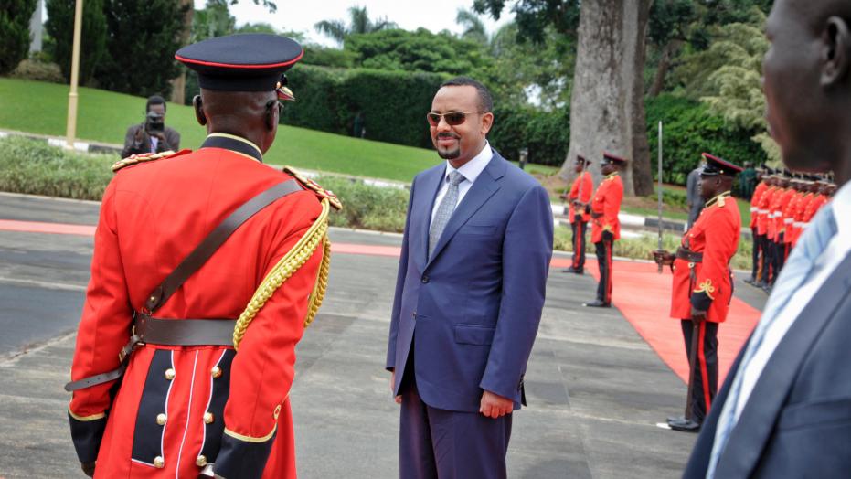 Prime Minister Abiy