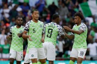 How Nigeria's stylish in-demand World Cup jersey is making millionaires out of bootleggers
