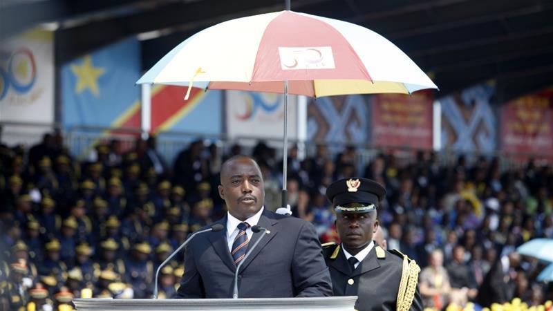 Joseph Kabila has been in power for 17 years [File: Sebastien Pierlet/Getty Images]