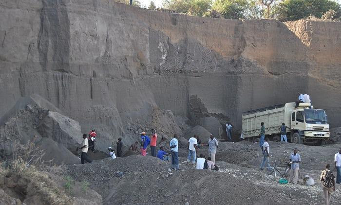Kenya:Sand harvesting in limbo