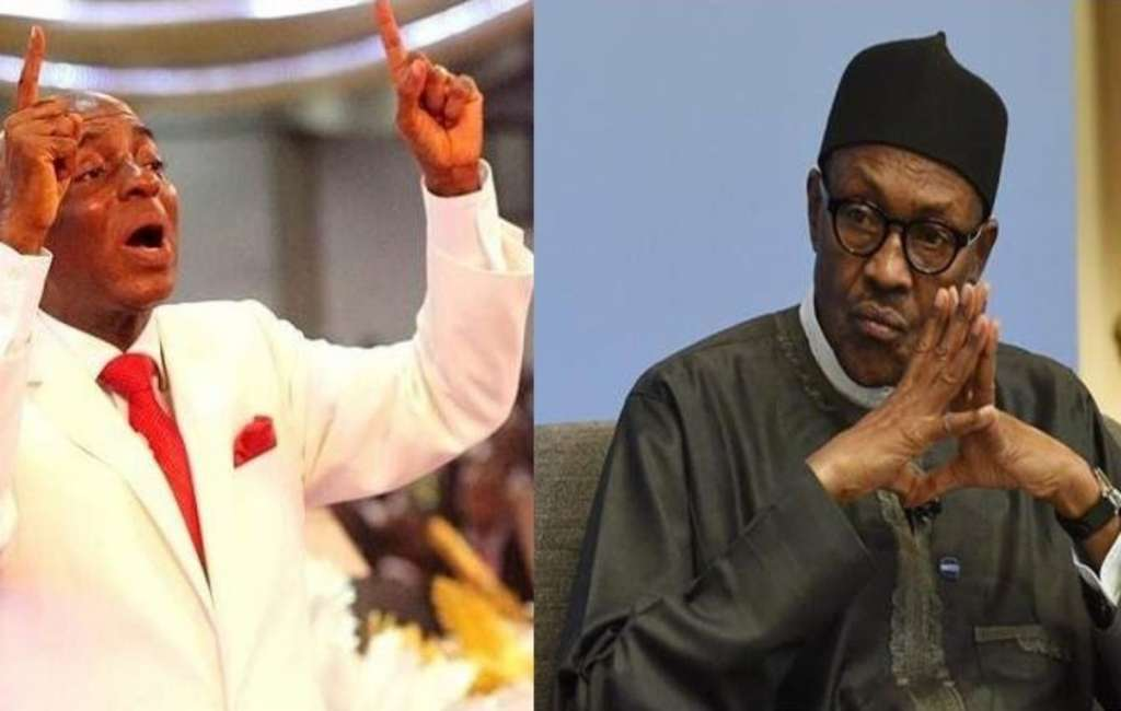 it's too late to turn Nigeria into an Islamic State Oyedepo tells Buhari