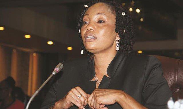Priscilla Chigumba,ZEC Chairperson