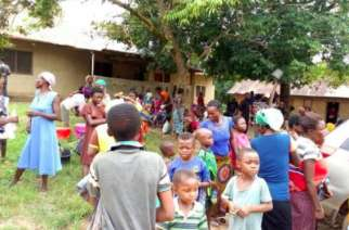 The Humanitarian crisis has attained alarming proportions tens of thousands displaced from their homes
