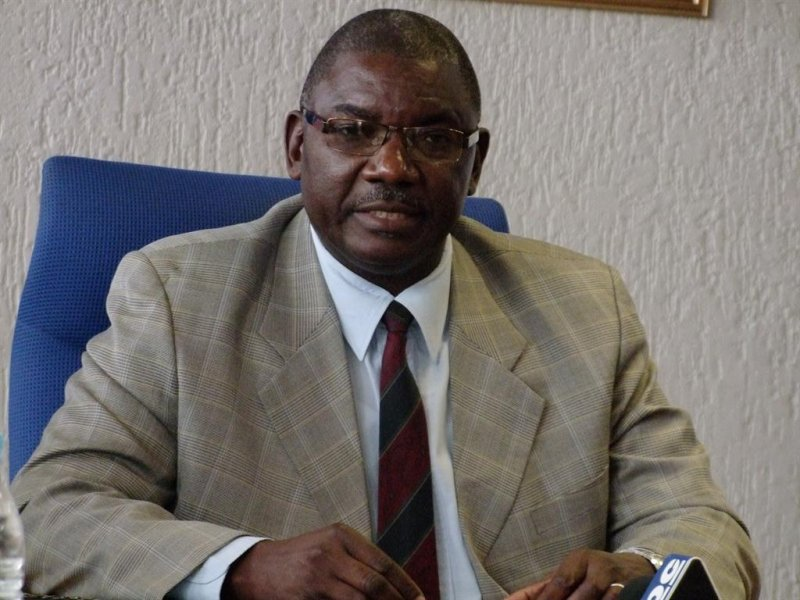 Information and Communication Technology Minister, Stanley Simaata.