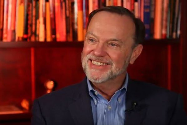 Ambassador Tibor Nagy pictured here (screen grab) in a YouTube video recorded by Texas Tech University where he served as Vice Provost for International Affairs. Mr Nagy has been picked by US President Donald Trump to head the State Department's Africa Bureau. PHOTO | COURTESY