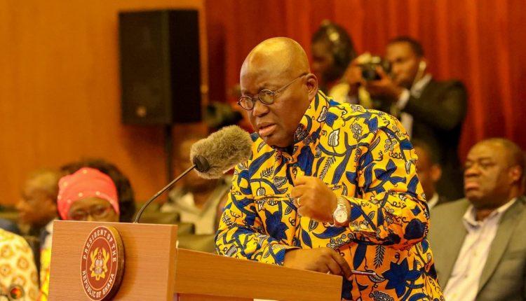 President Akufo Addo