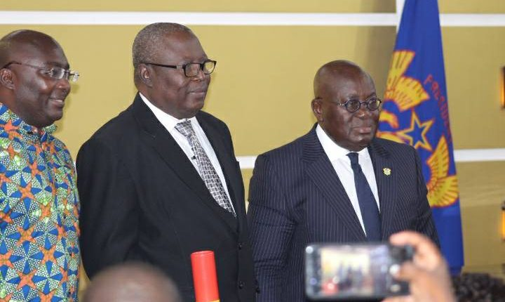 Amidu and Nana Addo